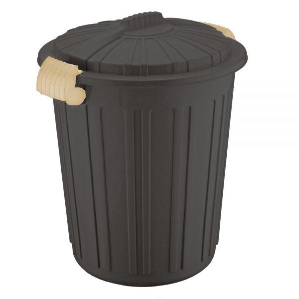 Бак для мусора Irak Plastik Luxur...