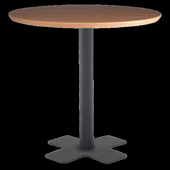 База стола Oxo 45x45x73 см черная Papatya