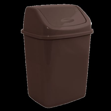 Ведро для мусора 10л с кры...