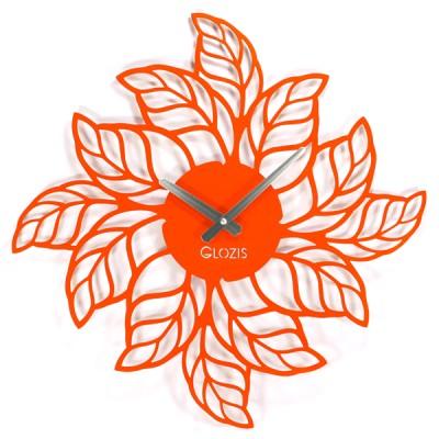 Настенные Часы Glozis Leaves B-0...