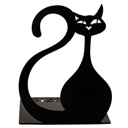 Упор для книг Glozis Black Cat G-0...