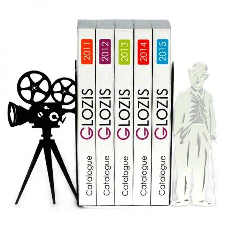 Упоры для книг Glozis Chaplin G-0...