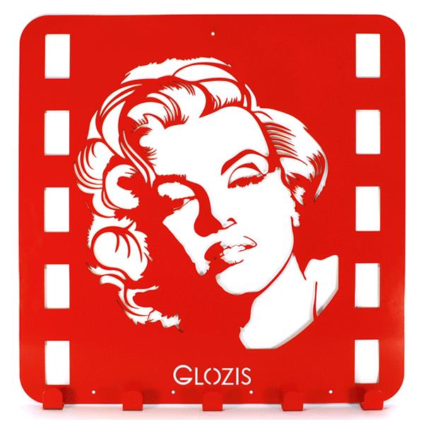 Вешалка настенная Glozis Monroe H-001 50х50 см