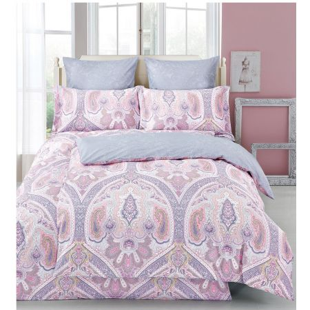 Постельное белье розово�...